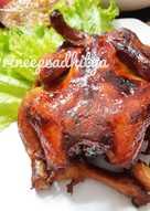 Ayam Panggang Utuh : panggang, Resep, Bakar, Sederhana, Rumahan, Cookpad
