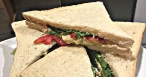 Avocado Club Sandwich