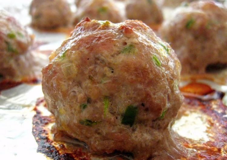 Chili Lemongrass Meatballs