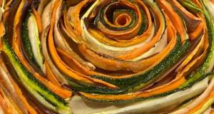 Veggie Salad Tart