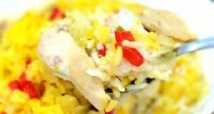 Nasi Ayam Saffron Ala Herat Saffron Indonesia