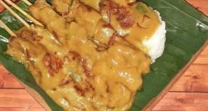 Sate Padang (Daging Sapi)