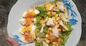 Salad Jagung Saus Wijen