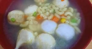 Sup Bakso Makaroni