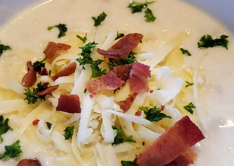 Bacon Potato Soup