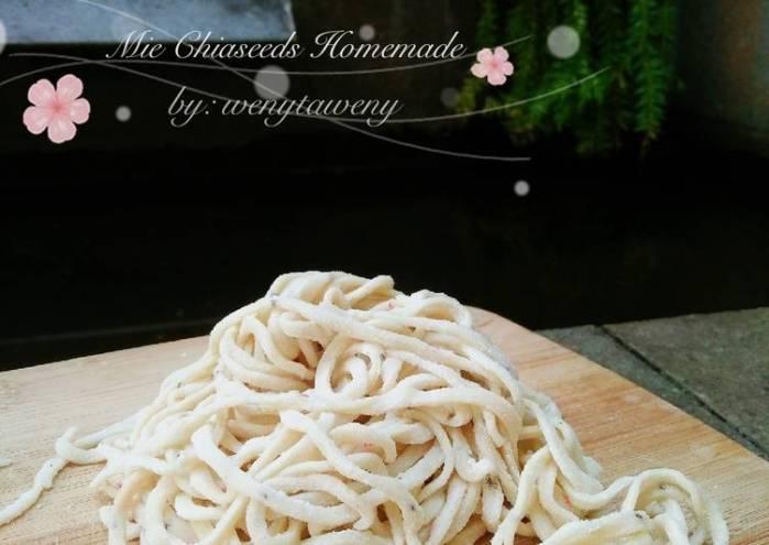 Resep Mie Sehat Homemade (tanpa telur) Paling Top