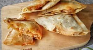Quesadilla Chicken Taco