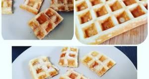 Churro Waffles!!