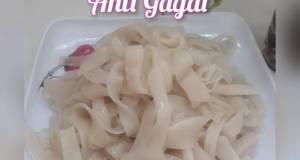 Kwetiau Homemade Anti Gagal