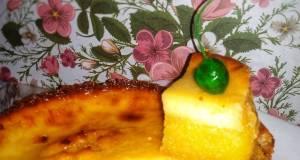 Pineapple cassava bingka