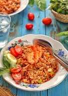 Resep Nasi Goreng Merah : resep, goreng, merah, Resep, Goreng, Merah, Sederhana, Rumahan, Cookpad