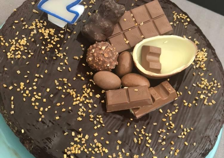 Gâteau chocolat 🍫