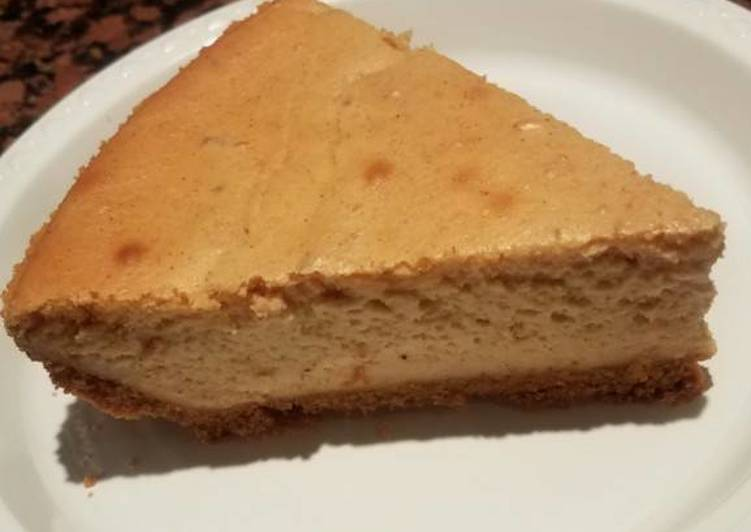 Sweet Potato Cheese Cake