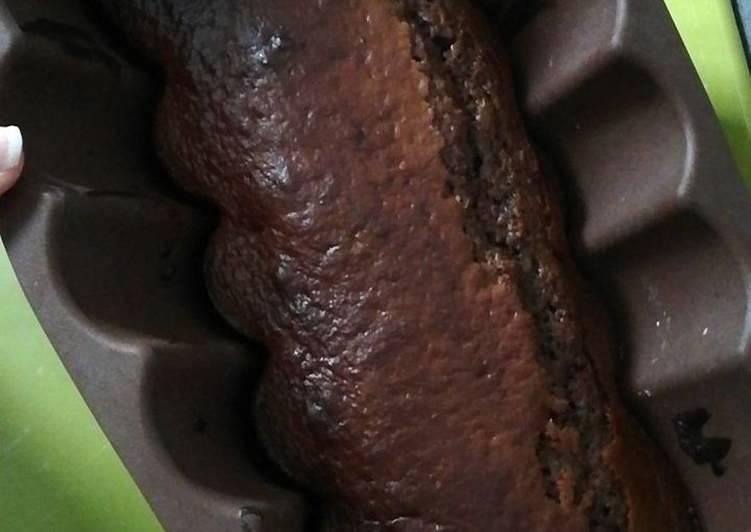 Moelleux Poire Chocolat allégé