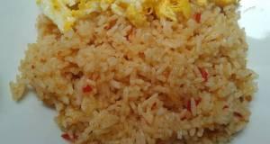 Nasi Goreng Kampung 3 bahan ajaa