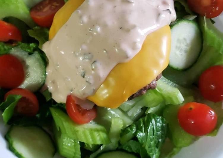 Animal Style Salad