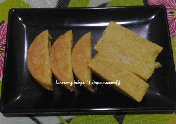 Kue Buroncong kelapa part 2 _ resep belajar