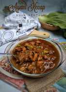 Bumbu Ayam Kecap Kuah : bumbu, kecap, Resep, Kecap, Sederhana, Rumahan, Cookpad