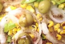Receta Ensalada sencilla!! que es delicioso