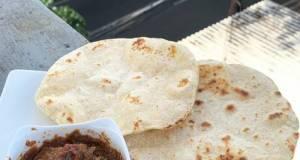 Tortilla kebab/taco tanpa pengawet