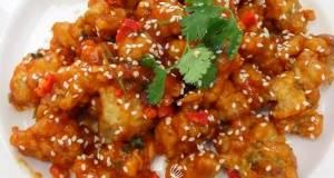 Ayam Goreng Pedas Ala Korea Spicy chicken