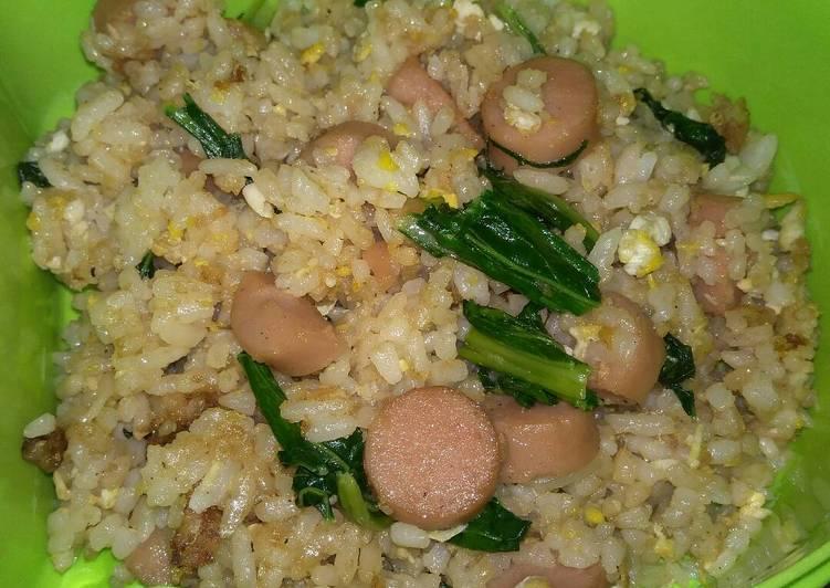 Resep Nasi Goreng Simple Untuk Bekal Sekolah