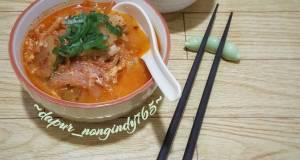 Chamchi Kimchi Jjigae  Kimchi Stew with Tuna