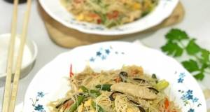 Bihun Goreng Frieds Rice Noddles