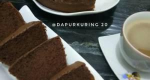 Cake Coklat Jadul