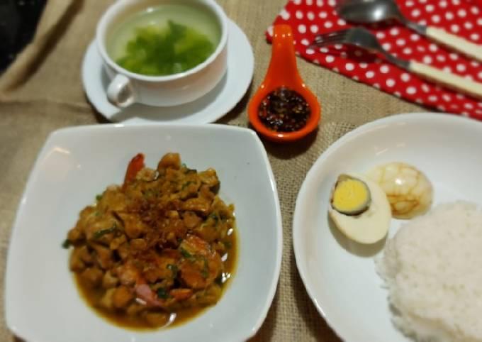 Bakmoy Ayam Udang