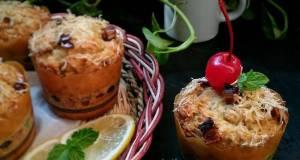 Muffin Kurma Tape Keju