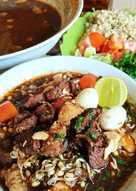 Bumbu Rawon Daging Sapi : bumbu, rawon, daging, Resep, Rawon, Segar, Sederhana, Rumahan, Cookpad