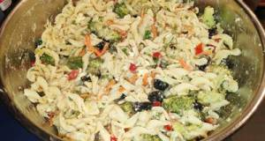 Greek Pasta Salad (Version 1)