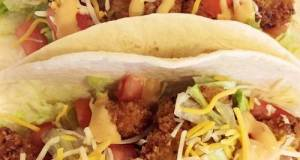 Fried Chicken Taco / Taco Ayam Goreng