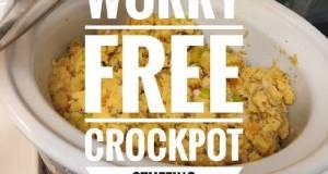 Worry Free Crock-Pot Stuffing
