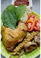 Ayam Lalapan Png : lalapan, Resep, Goreng, Lalap, Sederhana, Rumahan, Cookpad