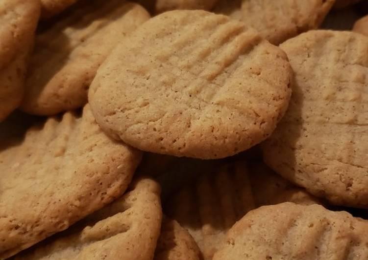 Keto Macadamia Butter Cookies