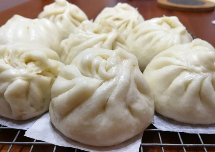 , Easiest Way to Prepare Appetizing Big Bak Bao 大肉包