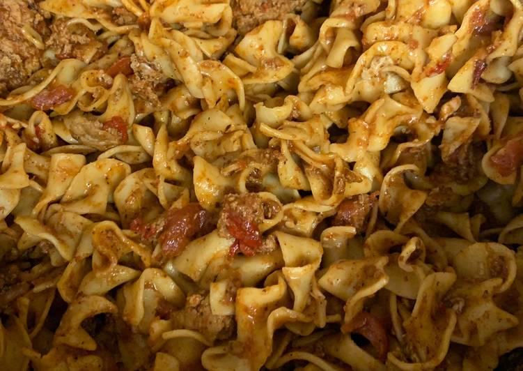 , Recipe: Tasty Taco Casserole (Instant Pot)