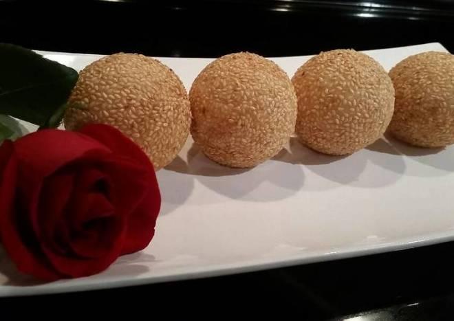Sesame Balls (Onde-Onde)