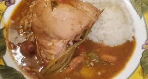 Brad's Chicken And Sausage Gumbo