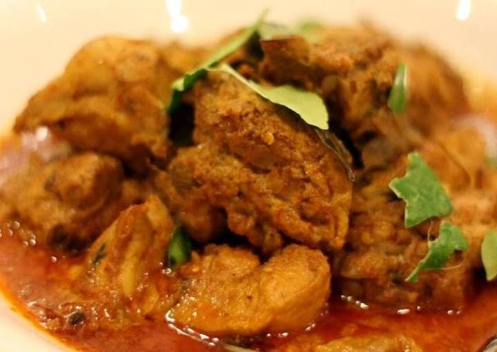 Nyonya Chicken Curry Kapitan