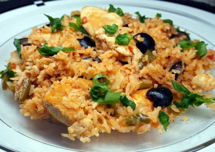 One Pot Rice with Chicken