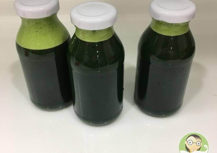 幸福彤話 發表的 自製香蘭原汁 食譜 - Cookpad