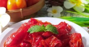 Manisan Tomat