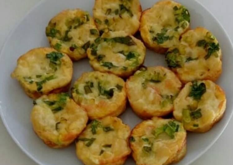 Baked Macaroni with egg *Vegetarian