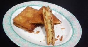 crackers goreng isi tape