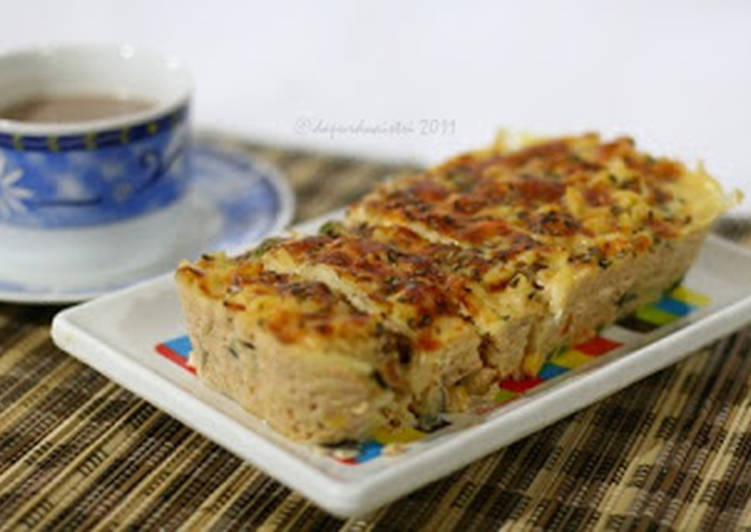mushroom macaroni schotel