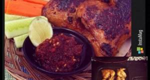 Ayam Bakar Solo Pedas Manis