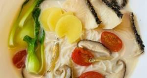 Sliced fish noodle